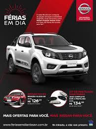 Promoção Férias em Dia Nissan 2019