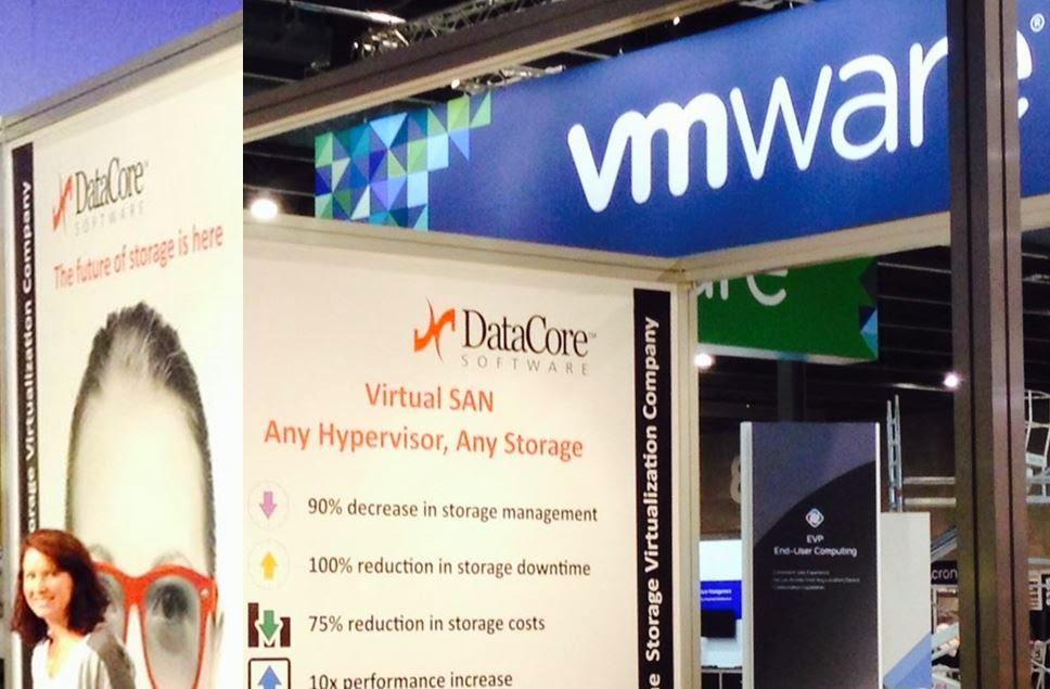 DataCore Software présente les avantages du stockage software defined lors de VMworld Europe et dévoile de nouvelles fonctionnalités de son SAN virtuel