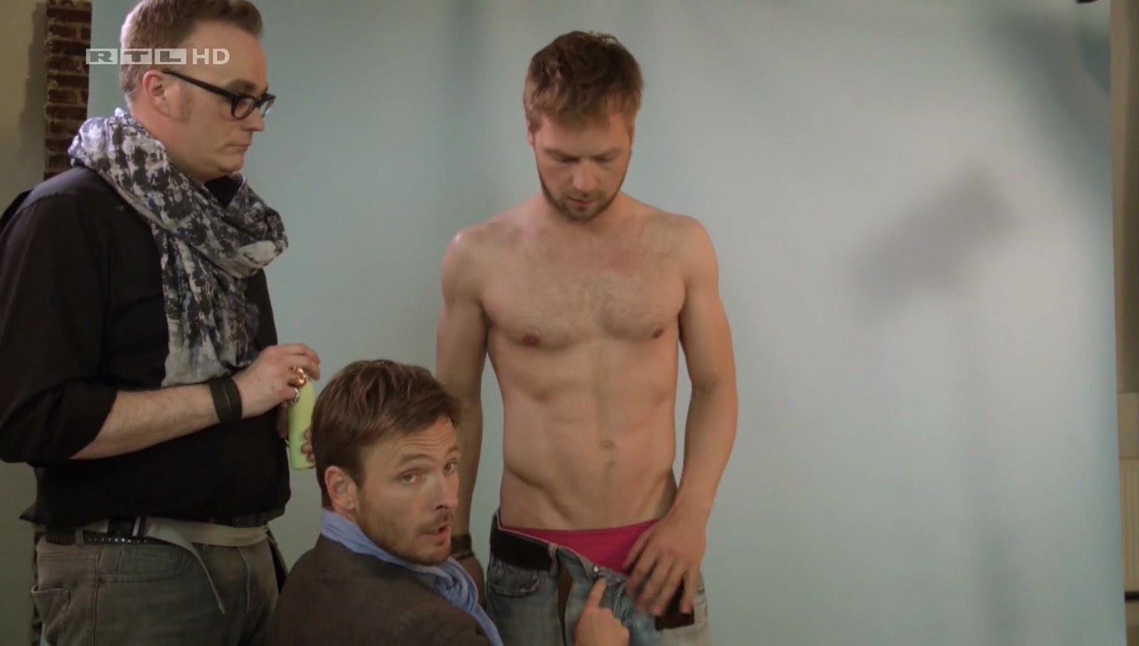 Shirtless Men On The Blog: Christoph Letkowski Shirtless