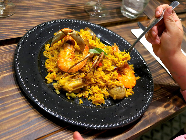 ¿Dónde comer una Paella ching*na en Zacatlán?