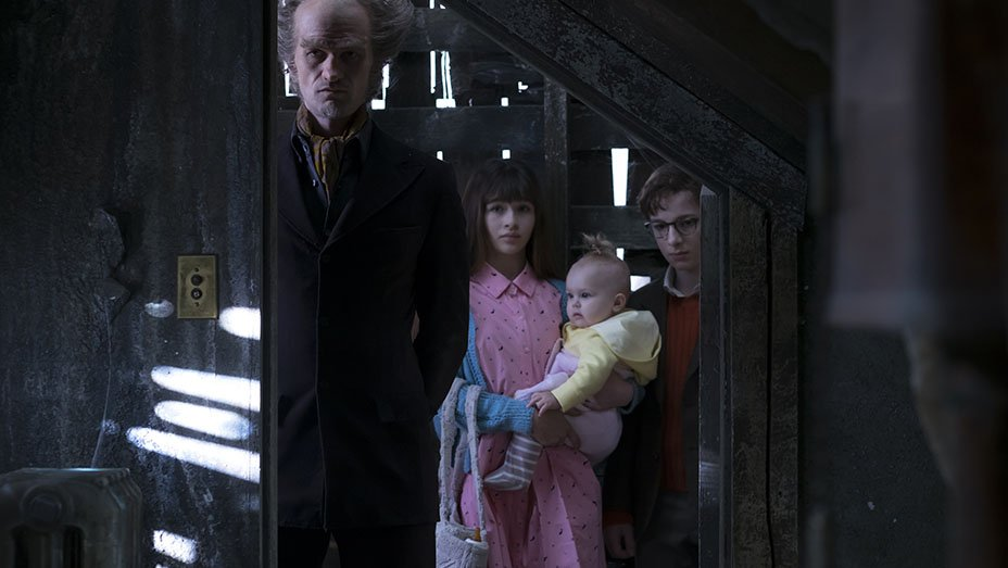 A Series of Unfortunate Events, Seria niefortunnych zdarzeń, serial, recenzja, Netflix