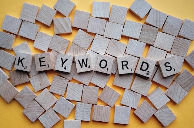 cara menggunakan keyword di konten