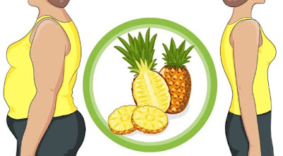#Pineapple #Diet: How to Lose #Weight in Just 5 Days [#Diet and #nutrition]