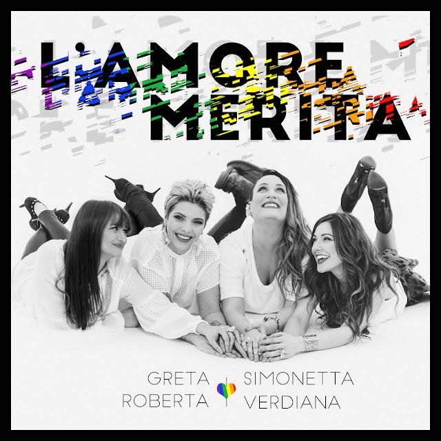 Simonetta Spiri, Greta Manuzi, Verdiana Zangaro, Roberta Pompa - L'amore merita
