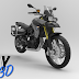BMW - F800gs V2 + Ronco