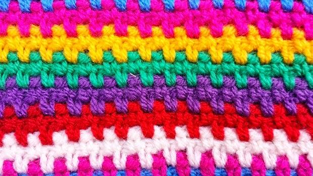 Lindevrouwsweb Moss Stitch Mos Steek
