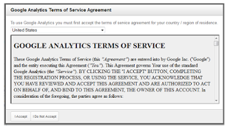 Mendaftar Google Analytic