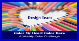 I Design for Color My Heart Color Dare Challenges