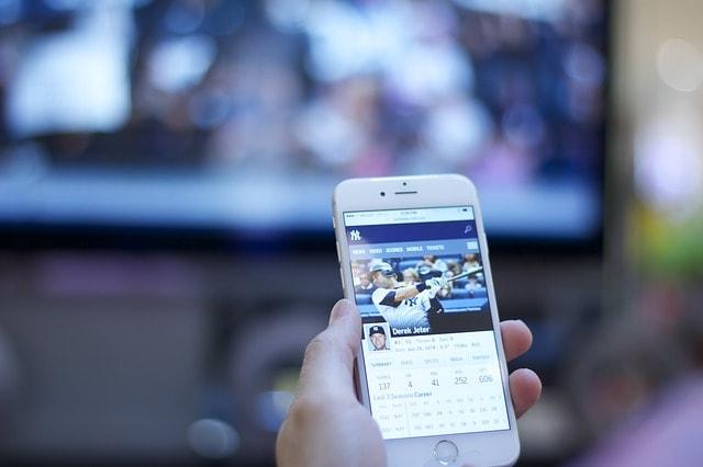 Watching TV through smartphone helps in saving money.