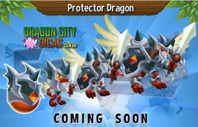 Dragão Protetor - Descoberto!