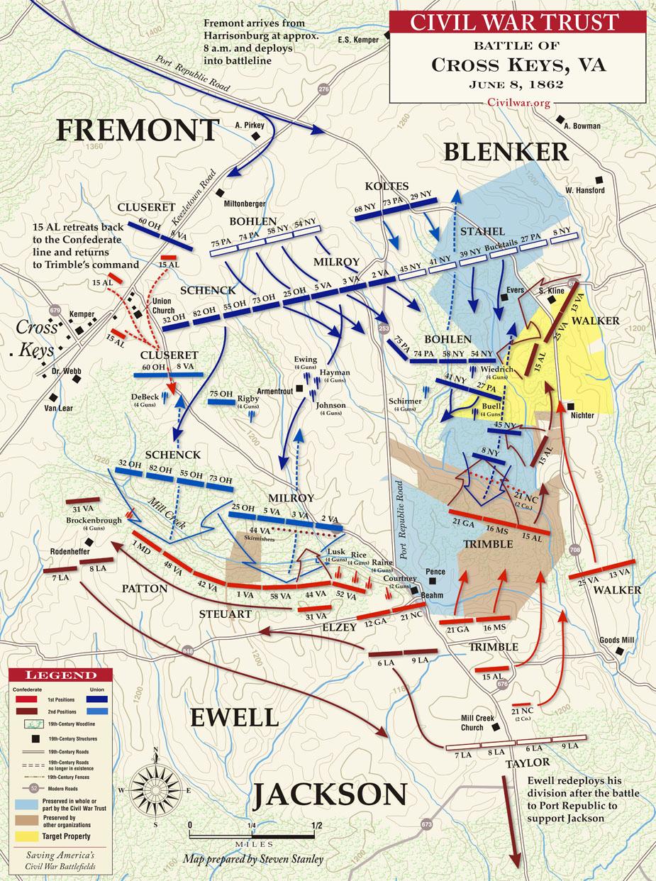 map from the civil war trust website