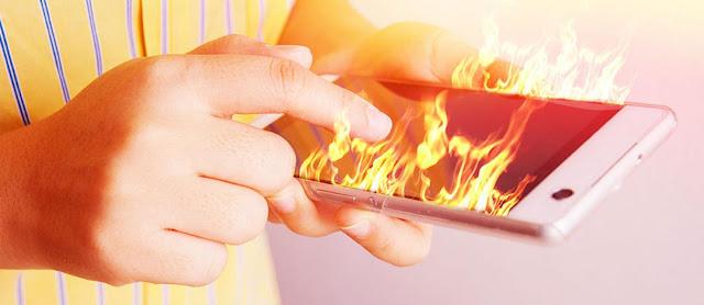 3 Cara Mengatasi Smartphone Sering Panas