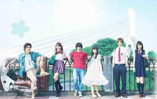 Ano Hi Mita Hana no Namae wo Bokutachi wa Mada Shiranai Live Action