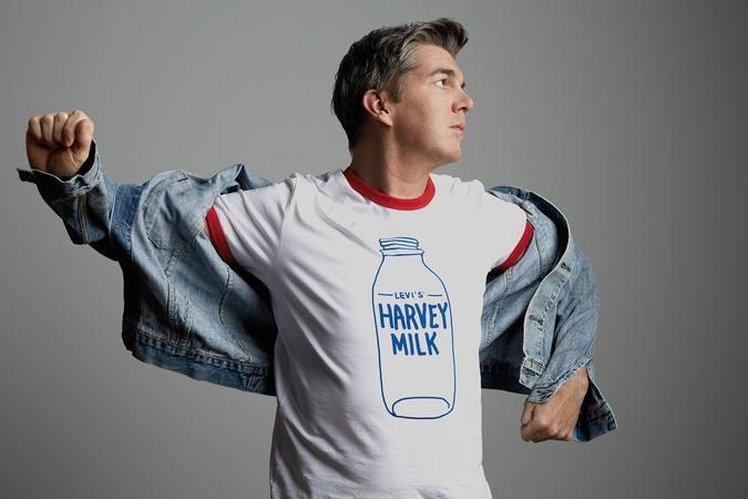 Levi's x Harvey Milk Foundation Pride Collection 2016