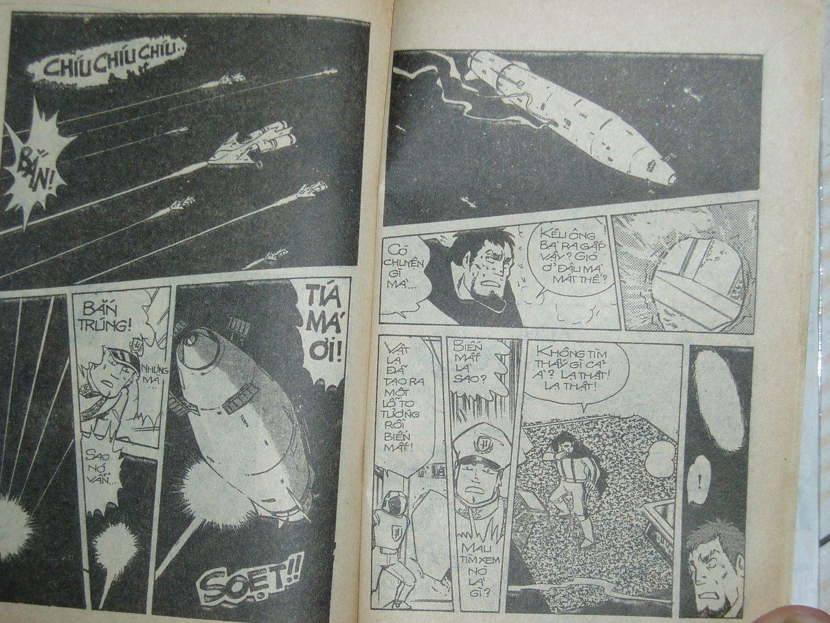 Siêu nhân Locke vol 04 trang 67