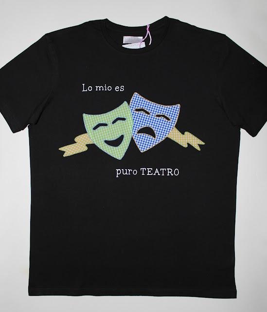 camiseta-teatro-personalizada