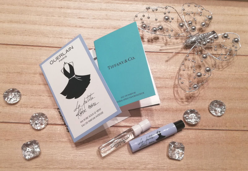 perfumy perfum próbki