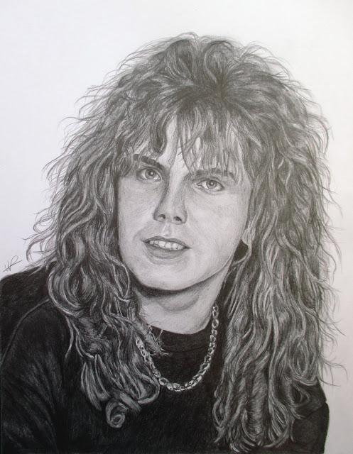 Rock portraits & figures
