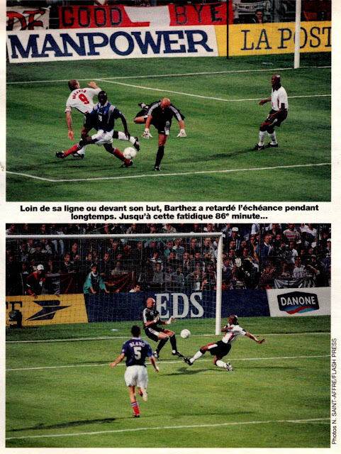 1307a5b4826 Photo From: France Football, Issue 2670, June 10, 1997