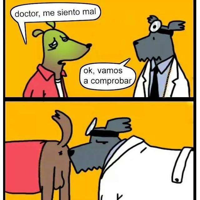 humor medicos