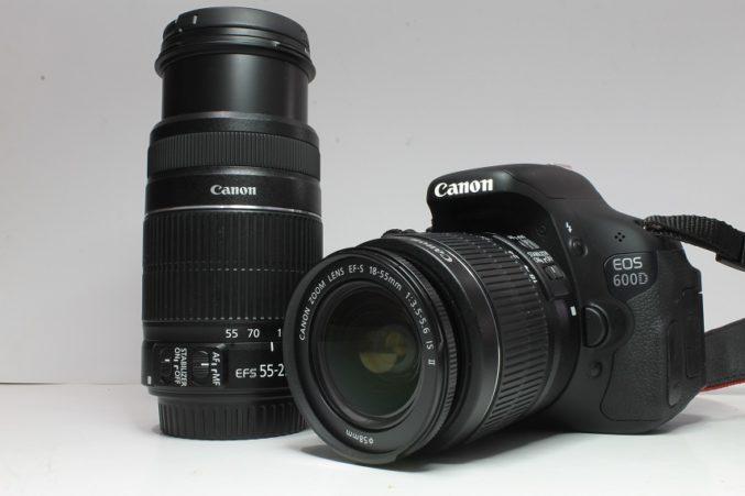 Mengulas 4 Alasan Anda Harus Beli Kamera Canon 600D