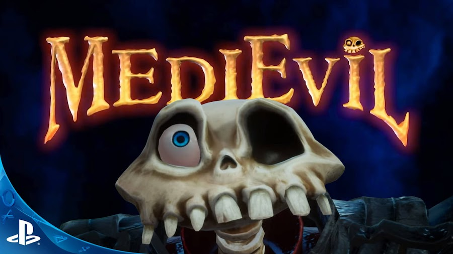 medievil ps4 remake trailer