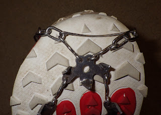 Modification to Hillsound Trail Crampon Ultra