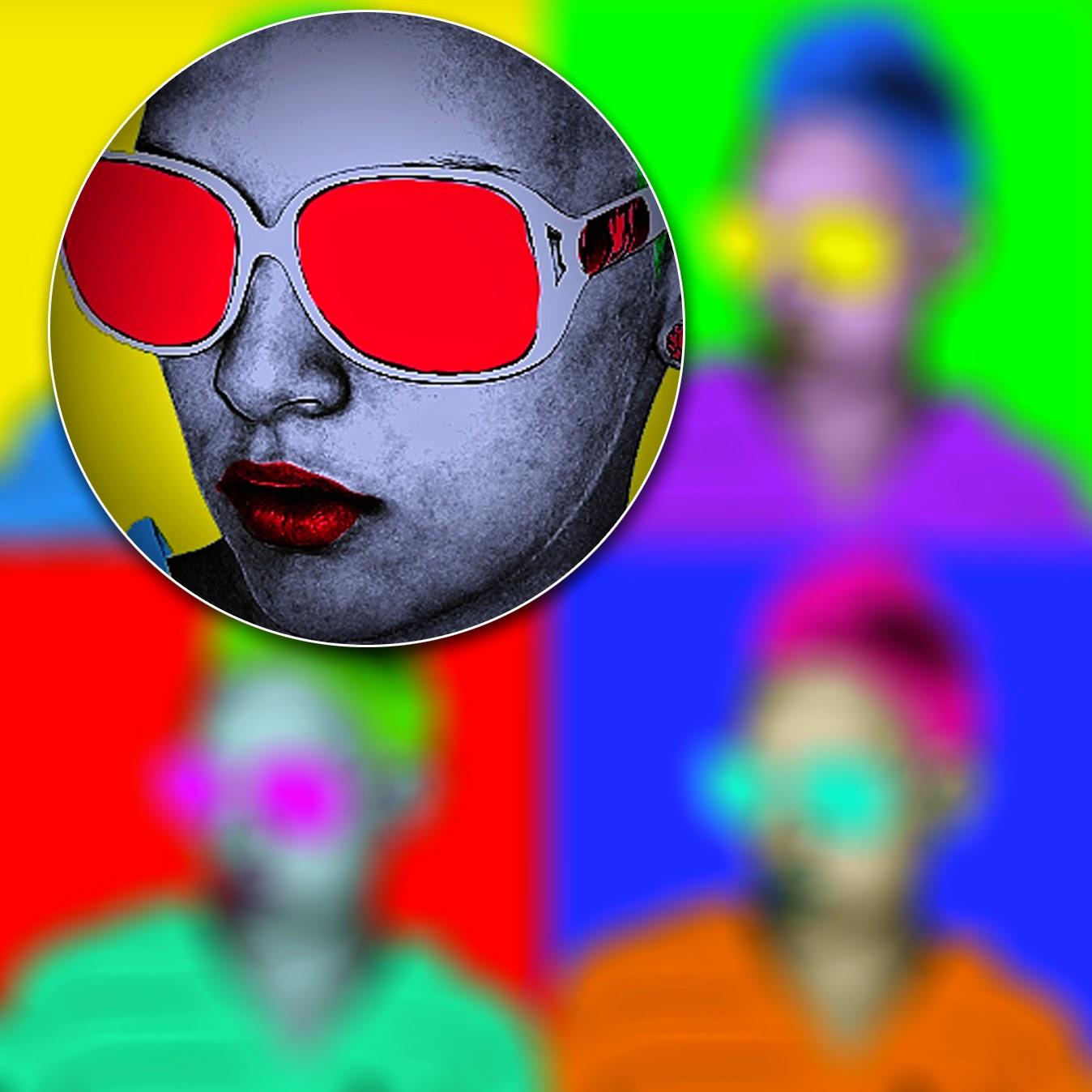 Cách tạo Andy Warhol Style Pop Art - Hướng dẫn Photoshop