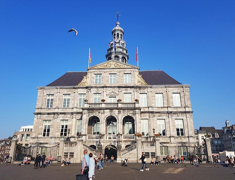 Markt à Maastricht