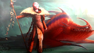 How To Train Your Dragon 2 - Valka