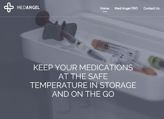 Med Angel Keep Medication Safe Through Continuous Temperature Monitoring