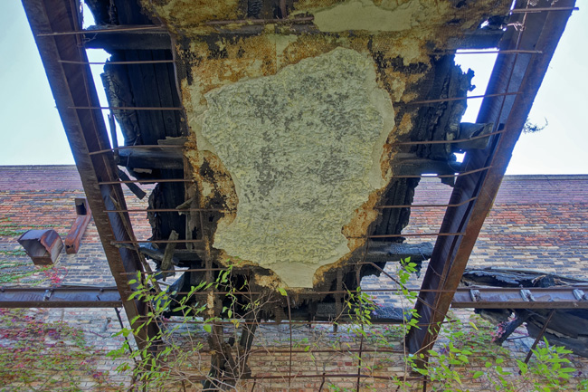 Gary Public Schools Memorial Auditorium abandoned Indiana