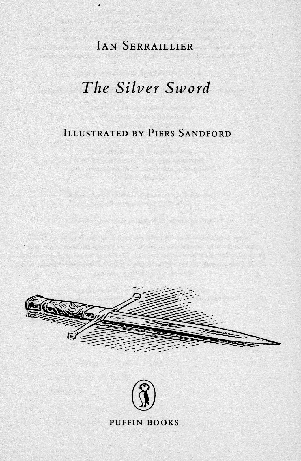 the silver sword essay The silver sword essay themes | luwislinenglishblog2012 in the silver sword you read about the importance of three main values the main characters ruth.