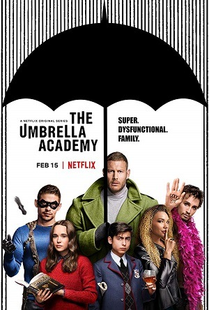 The Umbrella Academy Séries Torrent Download onde eu baixo