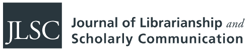 Journal of Librarianship and Scholarly Communication