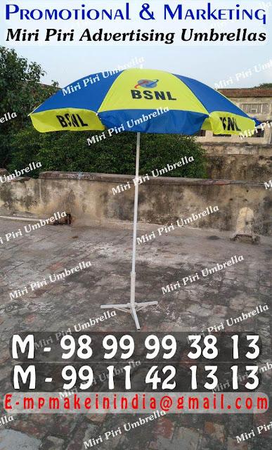 BSNL Promotional Umbrellas, BSNL Marketing Umbrellas, BSNL Advertising Umbrellas, BSNL Corporate Umbrellas, BSNL Commercial Umbrellas, BSNL Umbrellas, BSNL Umbrella,