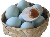 Manfaat Telur Asin