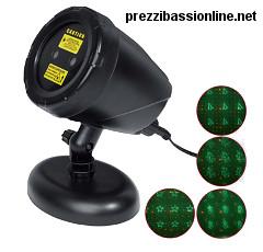 Proiettore Luci Natalizie Opinioni.Prezzi Bassi Online Proiettore Laser Di Effetti Natalizi Da Lidl