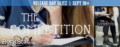 {Giveaway} THE COMPETITION by Cecily Wolfe