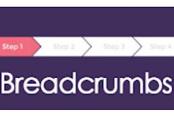 Cara menambahkan breadcrumbs SEO friendly di blog