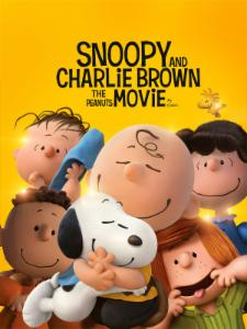 Charlie Brown movie poster