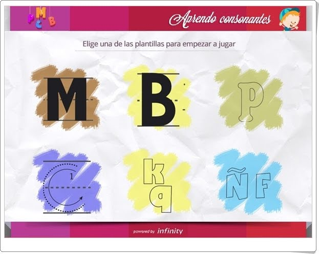 http://www.infinityelearning.net/intercambio2014/JCYL/ONLINE/ARBOL_PALABRAS/aprendo_consonantes/index.html