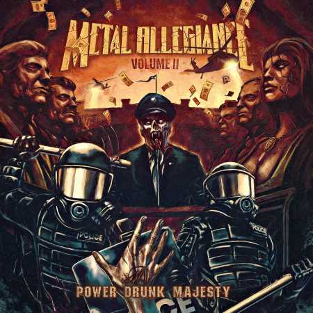 "METAL ALLEGIANCE: Video για το νέο single ""Voodoo of the Godsend"" με την συμμετοχή του Max Cavalera"