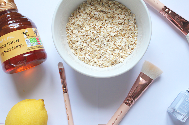DIY beauty products homemade