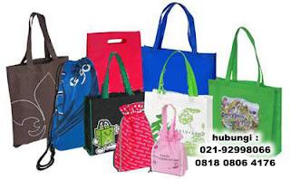 Jual Tas Furing Tas Kanvas Tas Souvenir grosir goody bag murah di Tangerang
