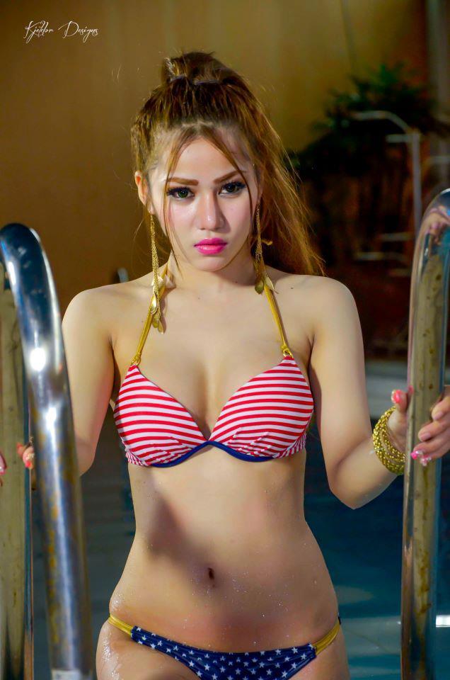 New Hot Model - AJ