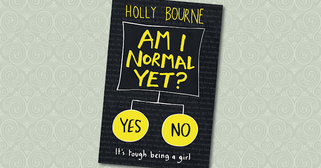 Am I Normal Yet Holly Bourne Cover