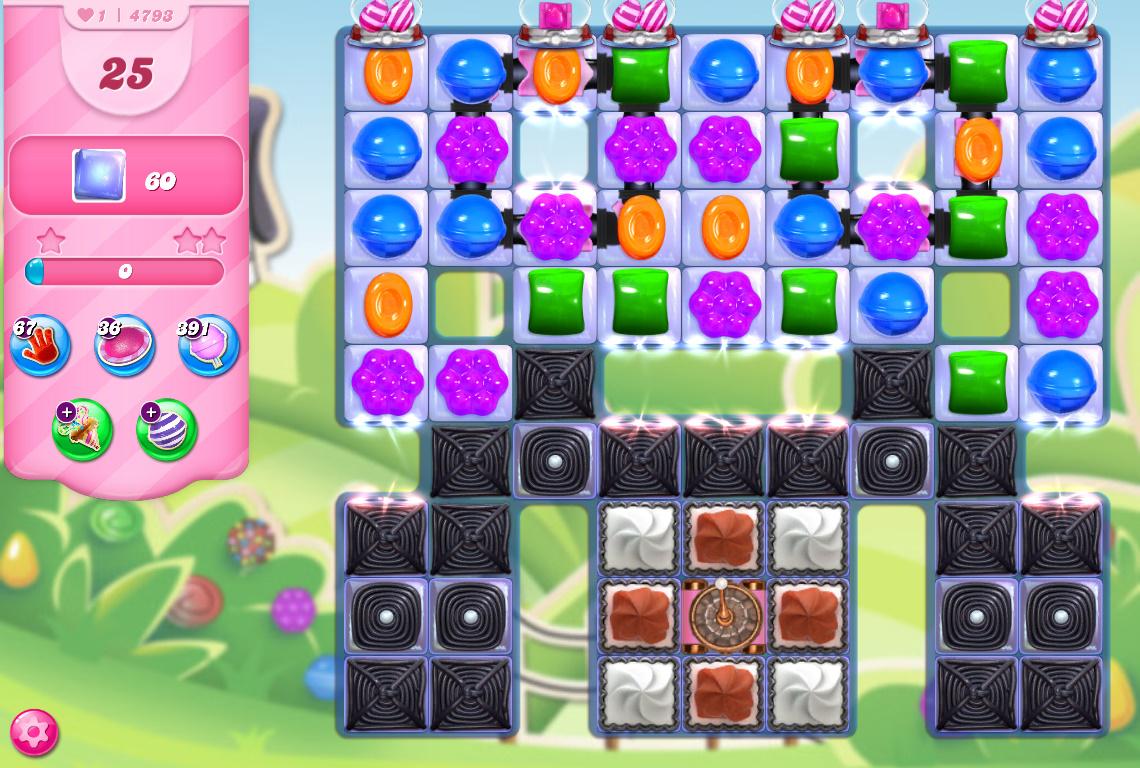 Candy Crush Saga level 4793