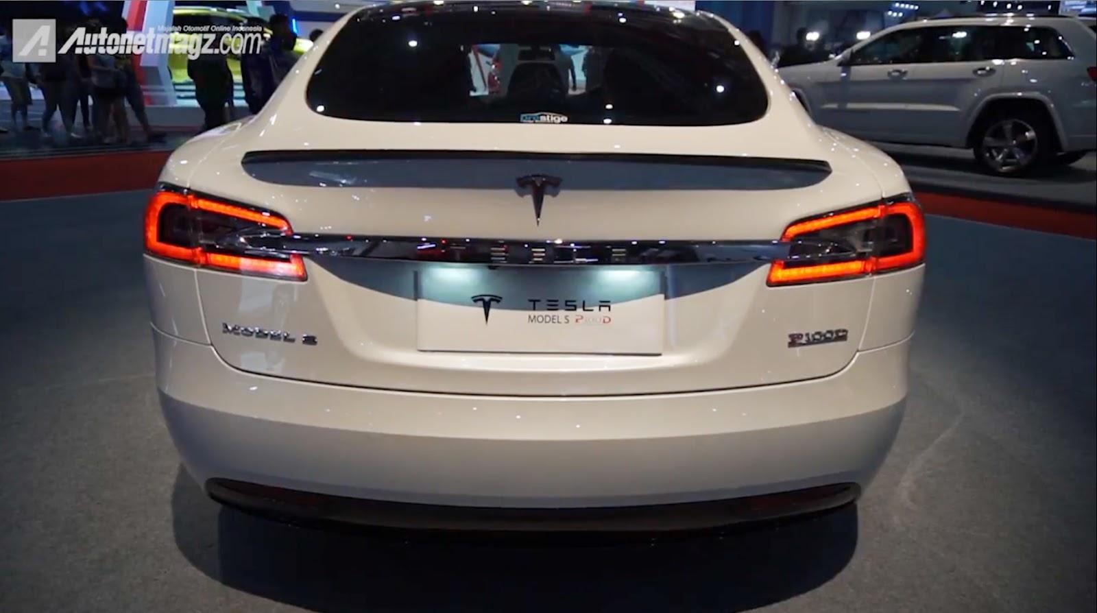 Bedah Teknologi Mobil Listrik Terkencang Tesla Model S P100d Iman Rohimayanto S Blog