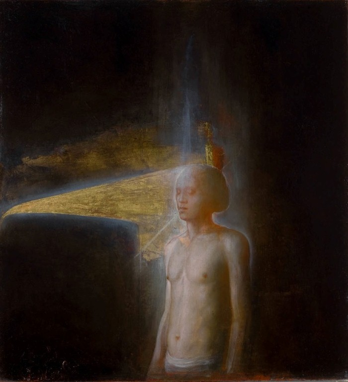 Agostino Arrivabene. Декаданс и фэнтези 5